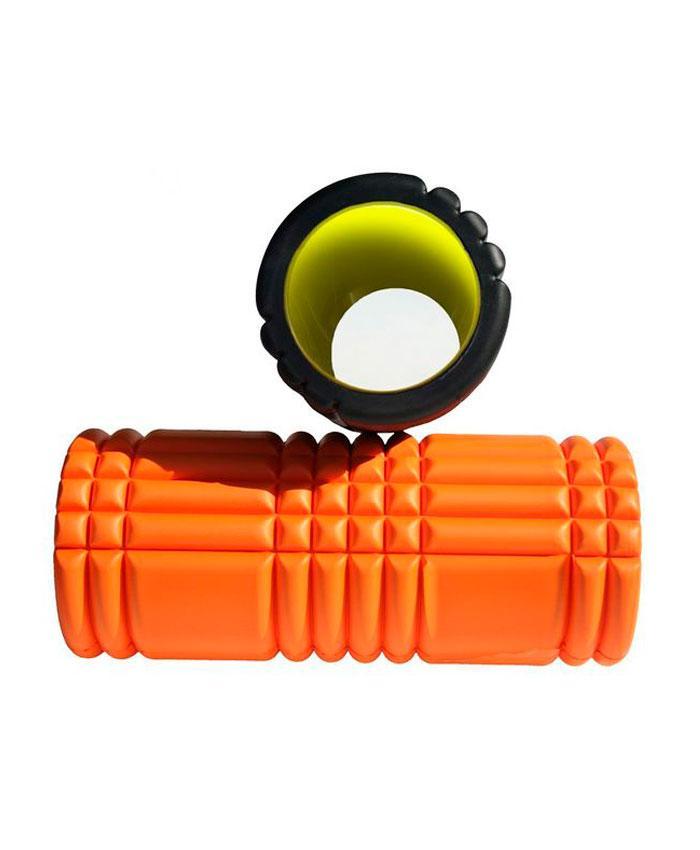 Ролик для йоги LiveUp Yoga Roller Orange (LS3768-o)