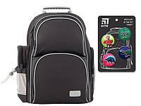 Рюкзак шкільний Kite Education 702-4 Smart чорний