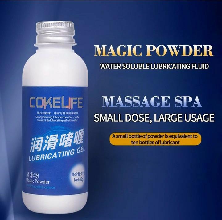Интимная смазка / лубрикант/  COKELIFE на водной основе на 0,45 - 2,5 литра! 2шт