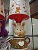 Светильник-копилка Мишка-лежебока, фото 3
