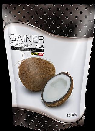 Гейнер Power Pro GAINER 1 кг, фото 2