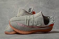Кроссовки мужские 17551, Adidas Yeezy, серые, [ нет в наличии ] р. 43-27,5см., фото 3