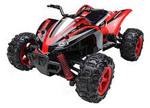Машинка радиоуправляемая 1:24 Subotech CoCo Квадроцикл 4WD 35 км/час (красный)