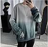 Свитшот серый (толстовка, кофта мужская женская), фото 5