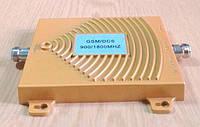 Двухдиапазонный репитер усилитель SKW-1765-GD GSM 900 + DCS 1800/4G LTE 1800 MГц, 500-600 кв. м., фото 1