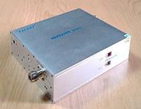 Дводіапазонний репітер TE-9018C-GD PRO 900 MHz + 1800 MHz, 1000-1200 кв. м. Гарантія 24 місяці. Регулювання.