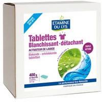 Таблетки  органические для удаления пятен и отбеливания ,20 шт. ,Etamine du Lys.