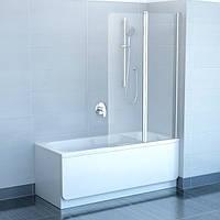 Штора для ванной Ravak CVS2-100L 99x150 стекло transparent