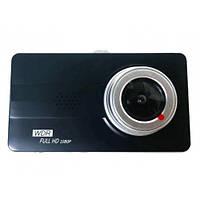 Автомобильный регистратор DVR Z30 Full HD | Видеорегистратор с двумя камерами