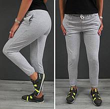 Спортивные штаны серые размер 42,44,46,48 44