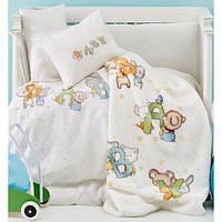 Детский плед в кроватку Karaca Home Playfull 100x120 (2000008481922)