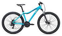 "Велосипед Giant Liv Bliss 2 27.5 GE светло синий, коричневый M, S, 27.5"" (GT)"