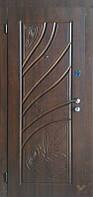 Двері вхідні, МДФ, 960x2050, зовнішні, праві, №5200526