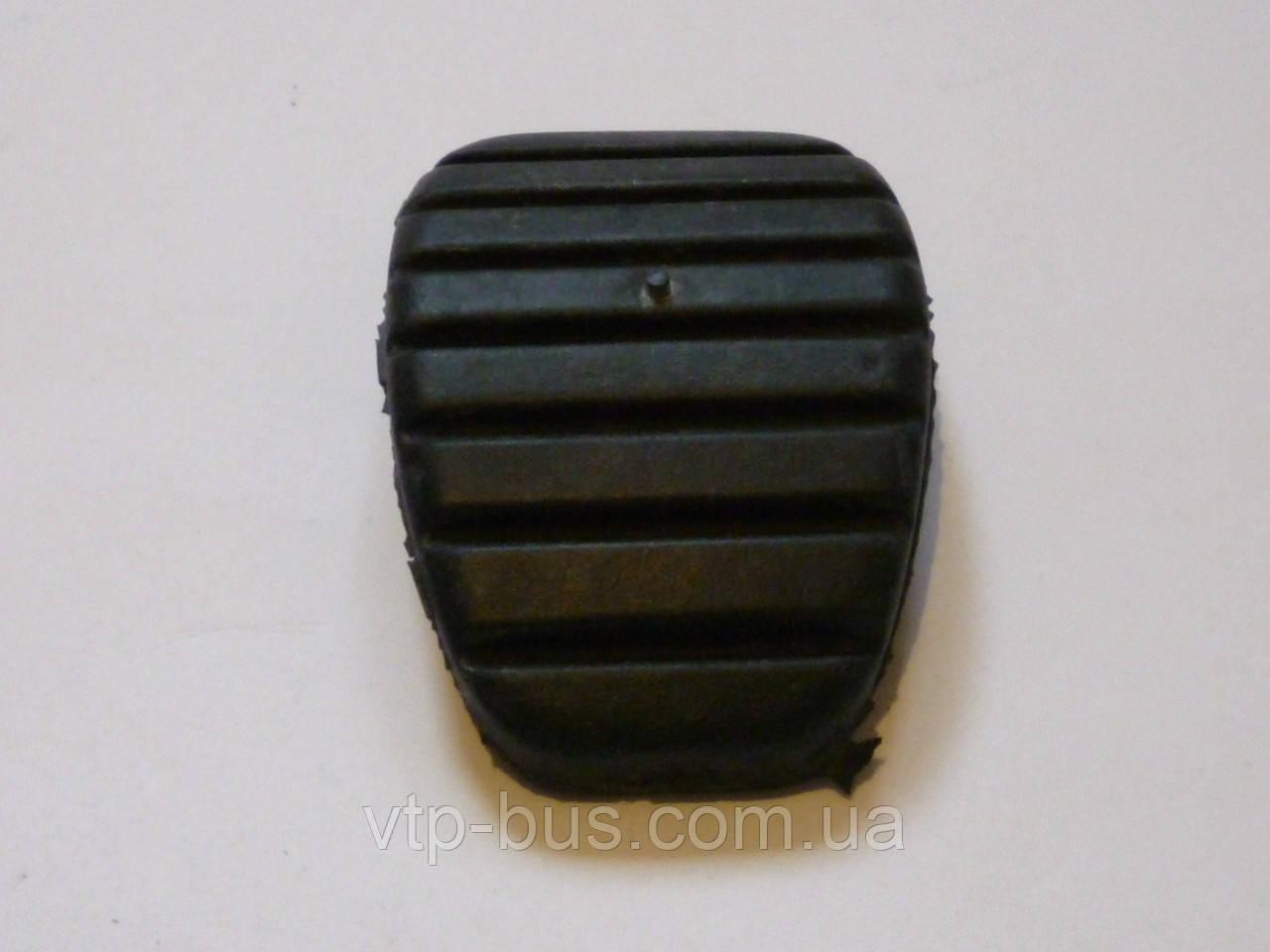 Накладка педали сцепления и педали тормоза (ширина 50mm) на Renault Trafic с 2001... BCGUMMA (Украина), BC1108