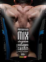 Протеїн Power Pro Protein MIX 1000 г (з колагеном)