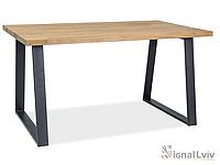Деревянный стол Ronaldo 150x90 фабрика Signal
