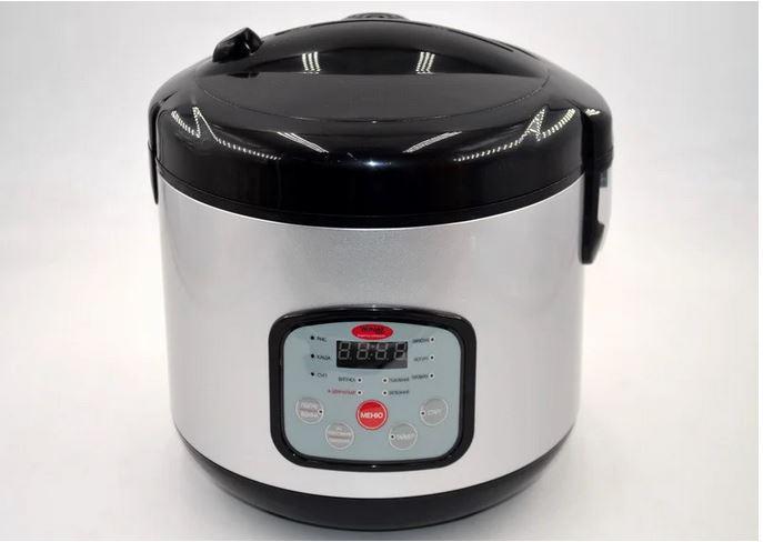 Мультиварка WIMPEX WX-517A 900W объем 5 л. 10 автоматических режимов приготовления