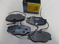 Торм колодки дисковые ( Bosch), 0 986 424 033