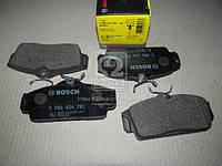 Торм колодки дисковые ( Bosch), 0 986 424 781