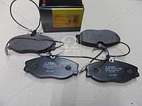 Торм колодки дисковые ( Bosch), 0 986 424 223