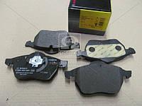 Торм колодки дисковые ( Bosch), 0 986 424 481