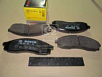 Торм колодки дисковые ( Bosch), 0 986 424 340