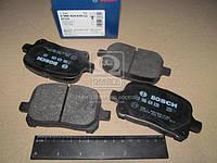 Торм колодки дисковые ( Bosch), 0 986 424 639