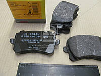 Тормозные колодки ( Bosch), 0 986 494 344