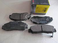 Торм колодки дисковые ( Bosch), 0 986 461 142