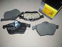 Торм колодки дисковые ( Bosch), 0 986 424 360