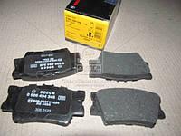 Тормозные колодки ( Bosch), 0 986 494 346