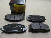 Торм колодки дисковые ( Bosch), 0 986 424 729