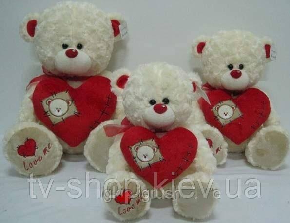 Тедди с сердечком