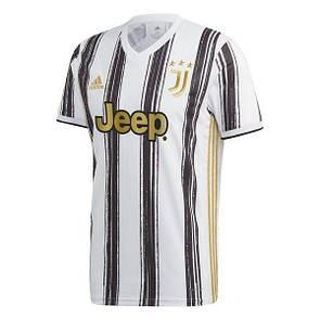 Футбольная футболка 20-21 Ювентус