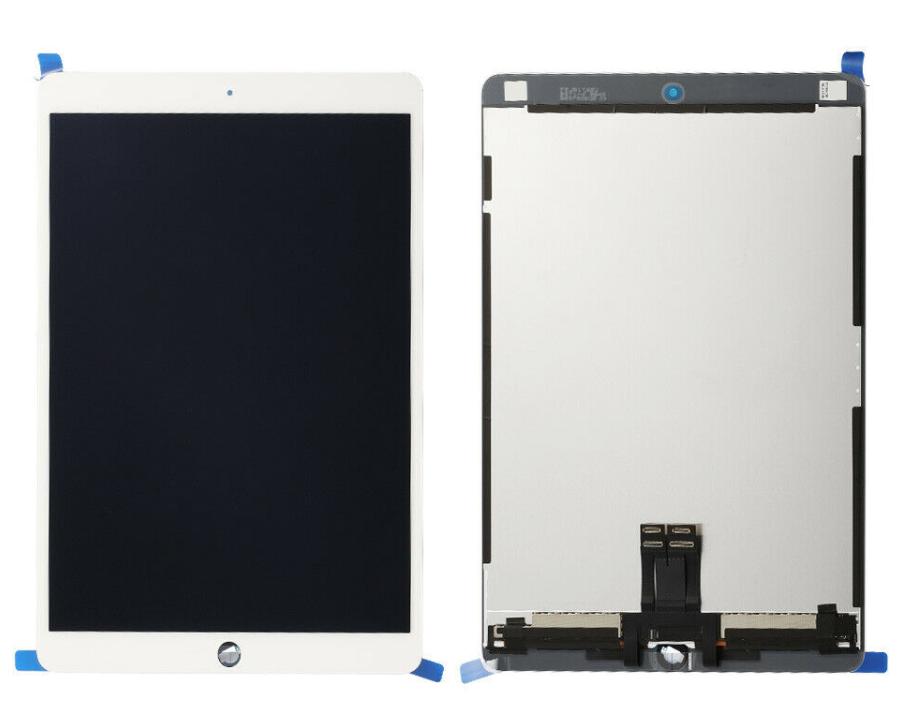 Екран (дисплей) для iPad Air 3 2019 A2123 з сенсором (тачскрін) білий Оригінал