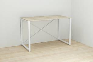 Письменный стол Ferrum-decor Конект 75x120x60 см Дуб сонома (XK00172)
