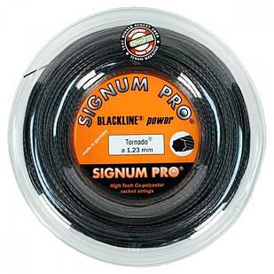 Теннисные струны Signum Pro Hyperion 200 м Черные (119)