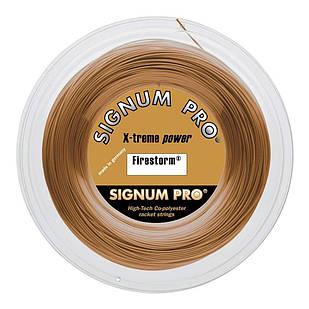 Теннисные струны Signum Pro Firestorm 200 м (1539)
