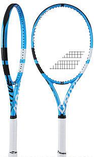 Теннисная ракетка Babolat Pure Drive Lite 101340/136 White-Blue (7836)