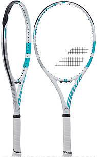 Теннисная ракетка Babolat Drive G Lite W 101323/153 White-Blue (7847)