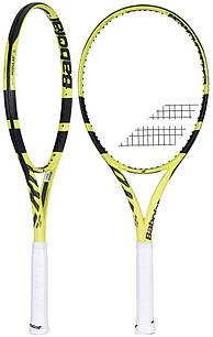 Теннисная ракетка Babolat Pure Aero Lite 101360/191 Yellow (8444)