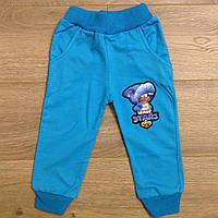 Спортивные штаны детские оптом 1-2-3-4 года