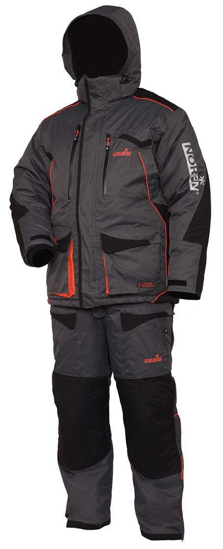 Зимний костюм Norfin Discovery Grey -35C.