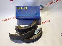Колодки тормозные  задние Hyundai Accent.Пр.HI-Q.Корея.