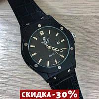 Мужские наручные часы Big Bang Leather 882888 Black