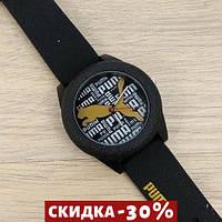 Женские наручные часы Puma Black