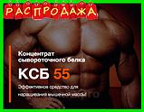 КСБ-55 - Концентрат Сывороточного Белка (KSB-55), фото 4