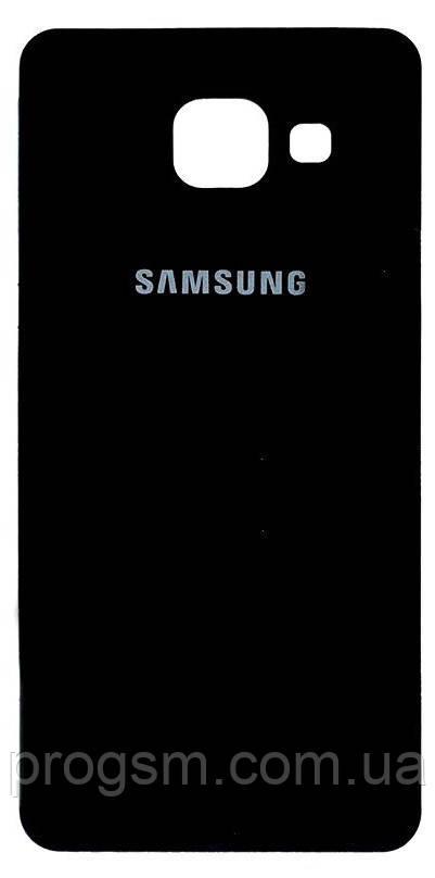 Задняя часть корпуса Samsung Galaxy A3 SM-A310F (2016) Black