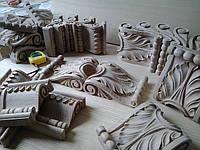 Резные элементы на мебель