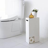 Держатель туалетной бумаги/органайзер в ванную комнату Tower Yamazaki